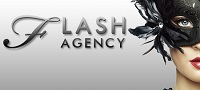 Polterabend Strip Flashagency Logo