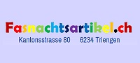 Verkleidung Kostüme Fasnachtsartikel Logo