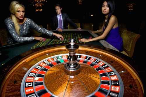 Frauentypen Roulette