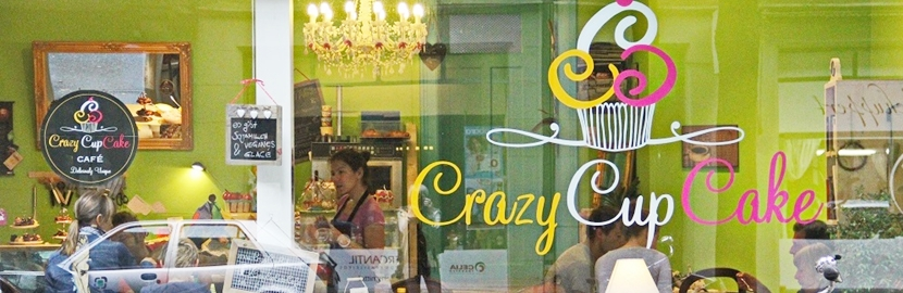 Crazy Cup Cake Cafe