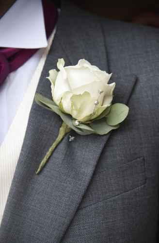 Wie gut kennt die Braut den Bräutigam?