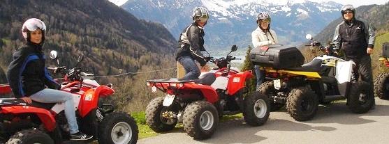 Quad fahren Bern 02