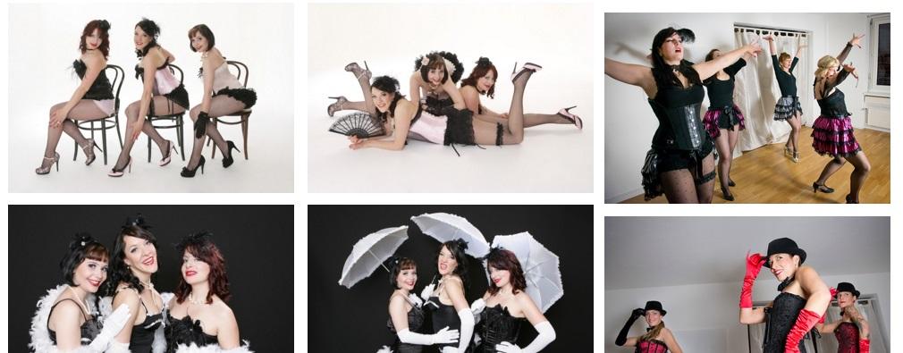 Mirabelles Burlesque Dance