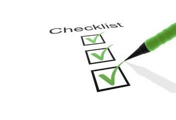 Polterabend Checkliste