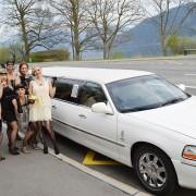 Polterabend Limousinen